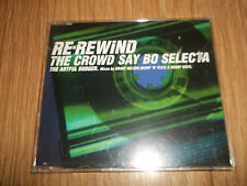 THE ARTFUL DODGER - RE-REWIND THE CROWD SAY BO SELECTA (CD SINGLE) UK FREEPOST