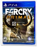 Far Cry Primal - PS4 - Brand New | Factory Sealed