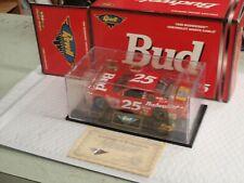 1998 Revell Budweiser # 25 John Andretti 1:24 DIECAST NASCAR STOCKCAR CHEVROLET