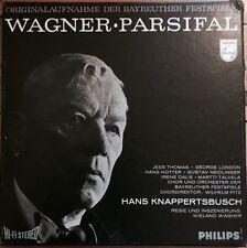 SAL 3475-9 Wagner Parsifal / Hans Knappertsbusch Hi-Fi STEREO 5 LP box