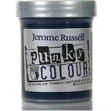 Jerome Russell Punky Colour Conditioning Hair Color, Midnight Blue 3.50 oz