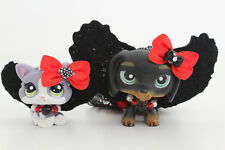 LPS ❤️ Accessories ❤️ Bad Angel Costume Wings Halloween For Littlest Pet Shop