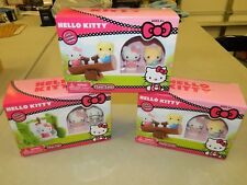 Hello Kitty See Saw & Swing Figure Sets Toys Sanrio NEW!! Lot of 3