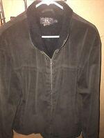 Ralph lauren  RL Corduroy Jacket Pockets Vintage L Black Label