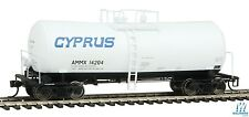 HO Scale WALTHERS PROTO 920-100129 CYPRUS 40' UTLX 16,000 Gal. Funnel-Flo Tanker
