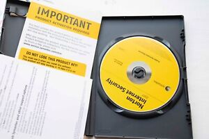 Norton  internet security 2007 disk
