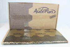 Alubutyl - 2mm - 3,75m² Autofun 10 Platten 50x75cm Dämmung VDM M2 Alu Butyl PKW
