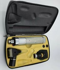 Welch Allyn Otoscope Ophthalmoscope 71050 Kit With 11600 Head Case Amp More
