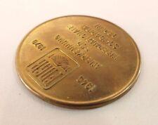 médaille DDR 1945 1970 FDGB Freie Deutsche Gewerkschaftsbund 5,5 cm