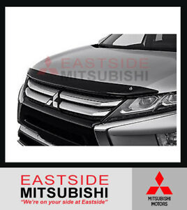 NEW GENUINE MITSUBISHI ECLIPSE CROSS TINTED BONNET PROTECTOR 2018