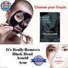 1-10.000 Lot PILATEN blackhead remover mud black mask ance pore strip Wholesale