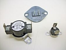 Frigidaire Dryer Thermostat Thermistor & FREE Fuse 3204267 134587700 134120900