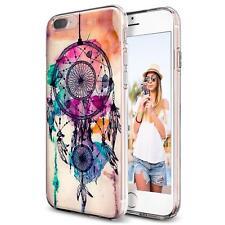 Étui Portable Pour Apple IPHONE 7 Plus Étui en Silicone Coque Arrière Bumper
