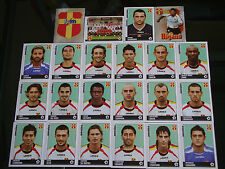 FIGURINE CALCIATORI PANINI 2006-07 SQUADRA MESSINA CALCIO FOOTBALL ALBUM