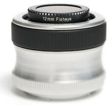 Lensbaby Scout with Fisheye for Nikon F