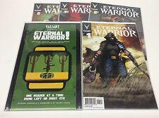 ETERNAL WARRIOR #1-8 (VALIANT/2013/GREG PAK/HAIRSINE/CRAIN/071679) SET LOT OF 5