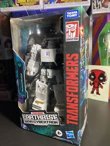 Transformers Earthrise Deluxe Class Runamuck WFC-E37 In Hand US Seller