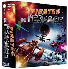 Jeu de société Pirates de l'Espace - Neuf, encore emballé! - Sirius