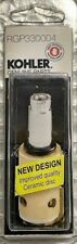 Kohler 1/4 Turn Ceramic Valvet - Cold Water Valve Stem - RGP330004 - NEW