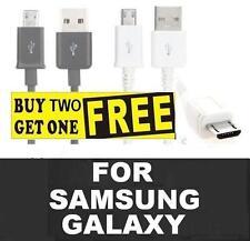 ** ** corto 50 cm para Samsung S6 S7 Ace Micro USB Cargador Cable de datos compre 2 lleve 1