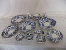 Blue Vintage Original Royal Crown Derby Porcelain & China