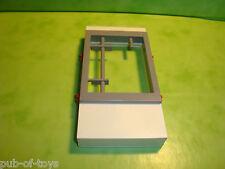 Playmobil : fenêtre à barreaux playmobil police set 3159 3165 door