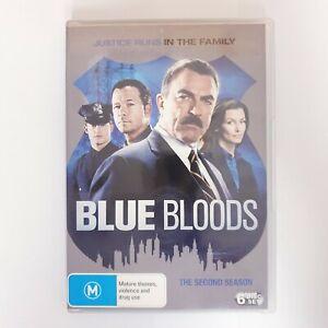 Blue Bloods Season 2 DVD TV Series PAL Region 4 Free Postage - Crime Drama