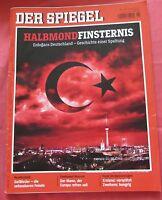 Zeitschrift Der Spiegel Heft 11 vom 11.03.2017 Halbmondfinsternis Erdogans ...