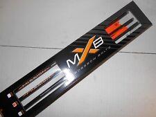 "1-- 3pk. Mission by Mathews 22"" Carbon Crossbow Bolts/Arrows! moonnocks bolt"