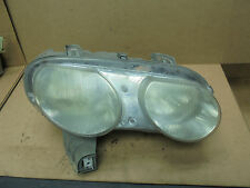 ROVER 75 1999-2003 OFFSIDE DRIVER FRONT LAMP LIGHT HEADLIGHT CHROME INSERT