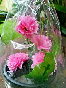 Artificial Flower Vase Decoration Home Plastic Vase For New House Living Room