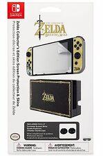 Nintendo Switch Zelda BOTW Collectors Edition Screen Protection & Skins NIB