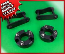 "For 05-19 Nissan Frontier Xterra 3"" F + 2"" R Level Lift Kit 2WD 4WD Black Kit"