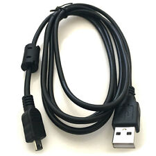 USB Data Sync Cable Cord Lead For Sony Camera Cybershot DSC S2100 S/P DSC-S2100B