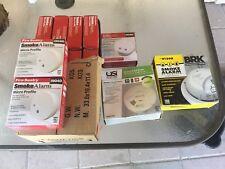 Fire Sentry Micro Profile Smoke and Fire Alarm Model  i9040 detector hazard