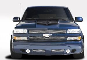 99-02 Chevrolet Silverado ZL1 Look Duraflex Body Kit- Hood!!! 108494