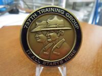 United States Air Force 737th Training Group Challenge Coin #3391