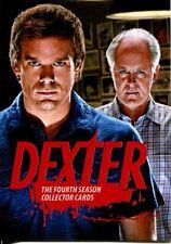 Dexter Season 4 Promo Card Promo 3