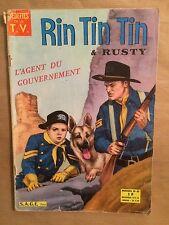 RIN TIN TIN ET RUSTY (Sagédition V1) - T45