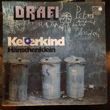 7'Drafi Deutscher  >Kellerkind/Hänschenklein<  Metronome RAR!!
