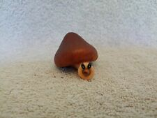 Enesco Home Grown Figurine Mushroom Snail Without Box Planted pot decoration.