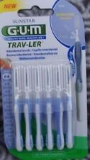 Gum  Trav-Ler 6 Stück hellblau 1312  Trav Ler