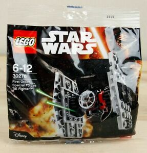 Lego Star Wars First Order TIE Fighter polybag (8082)