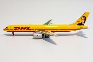 NG Model 1:400 Tasman Cargo (DHL) Boeing B757-200F 'The Flying Orangutan' VH-TCA