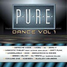 Pure Dance, Vol. 1 by Various Artists (CD, Sep-2002, Nettwerk America)