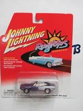 JOHNNY LIGHTNING RAGTOPS 1971 PLYMOUTH HEMI CUDA PURPLE