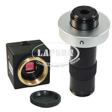 MINTRON Lab Industrial Digital Microscope Camera BNC Video Output C-MOUNT Lens A