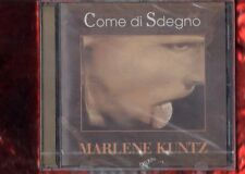 MARLENE KUNTZ-COME DI SDEGNO CD NUOVO SIGILLATO