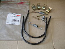 DAIHATSU CHARADE REAR BRAKE SHOE  FITTING KIT LY1178
