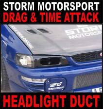 Subaru Impreza 97-00 Motorsport Headlight Duct Port